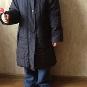 Деми пальто для девочки 104 рост, в отличном состоянии.