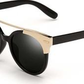 2-3 Солнцезащитные очки New Cat Eye