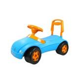 Машинка для катания голубая 16