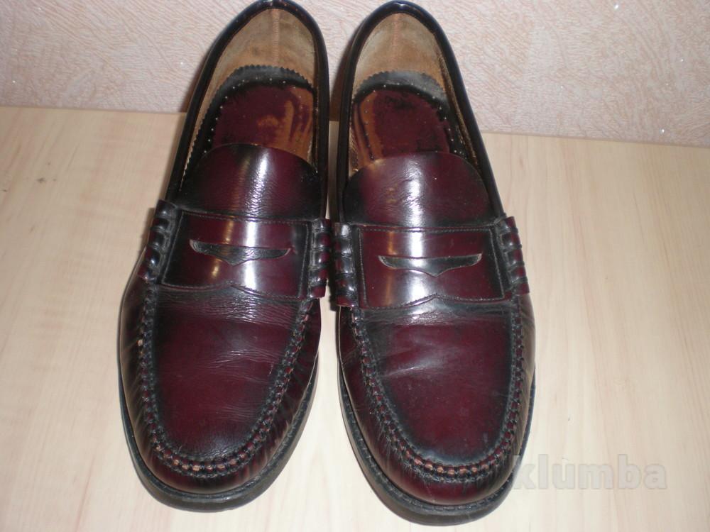Туфли классические Des Paquis р.41 Испания  Кожа фото №1