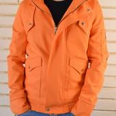 Куртка 8011 orange