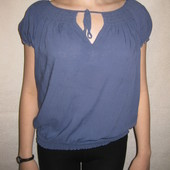 воздушная блузка Zara, 8-10 р-р