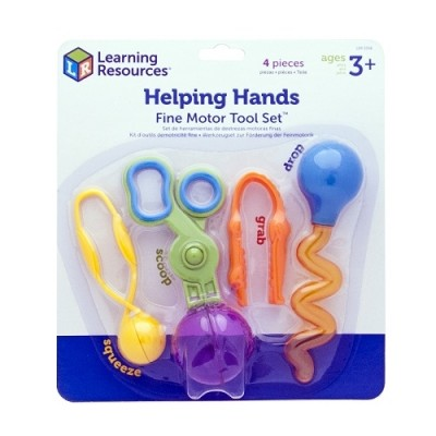 Learning resources игровой набор серии маленькие ручки веселые инструменты фото №1