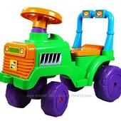 Каталка-толокар Технок для детей в возрасте от 8 месяцев до 3 лет