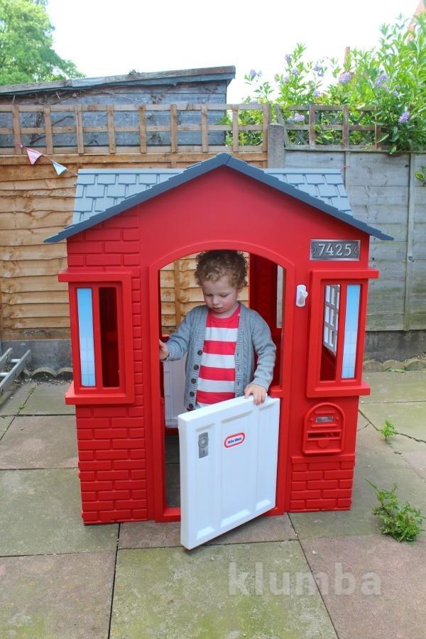 Домик игровой детский cape cottage little tikes 638749m фото №1