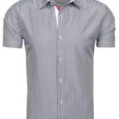 Стрейчевая рубашка 1702 размер С