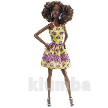Barbie fashionistas fancy flowers барби модницы необычные цветы фото №1