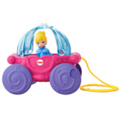 Fisher-Price Disney baby Cinderella musical Carriage pull toy