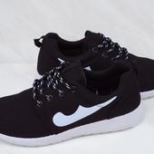 Кроссовки мужские в стиле Nike Roshe Run
