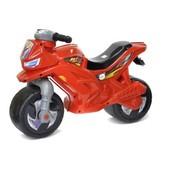 Мотоцикл 2-х колесный красный BOC034471