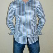 Стильная мужская рубашка George р. 50-52