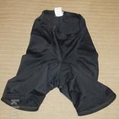 Фирменные черные велошорты Nakamura. размеры S и L - dry plus climate dry. Япония.