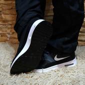 Кроссовки черные, Nike (фейк), в наличии