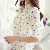 Блуза Летняя Птички