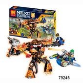 Леле Нексо 79245 Инфернокс и захват королевы конструктор Lele nexo Soldiers