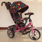 Трехколесный детский велосипед Tilly Trike T-344!