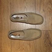 Туфли-Мокасины Ecco. Размер 36.