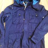 Куртка без утеплителя H&M оригинал р.48