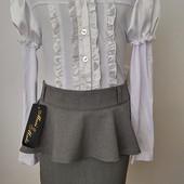 Школьная форма   модель 502-1 и 503-1  юбки,сарафаны,блузки