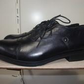Распродажа! Женские кожаные туфли на шнурках Joia Donna. 3 цвета