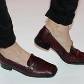 Туфли 38 р., Walbusch, Германия, кожа полная оригинал