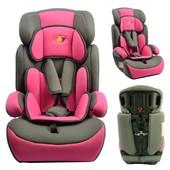 Автокресло Джой Joy группа 1-2-3 от 9 до 36 кг детское автомобильное кресло