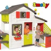 Домик игровой c кухней Friends House Для друзей Smoby 810201