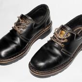 Ботинки, 42р., Dockers, USA, кожа, оригинал