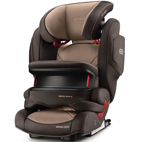 Автокресло recaro monza nova is seatfix + столик безопасности 2017 г. фото №1
