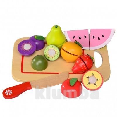 Игровой набор «фрукты на досточке», lelin артикул: 65-012 фото №1