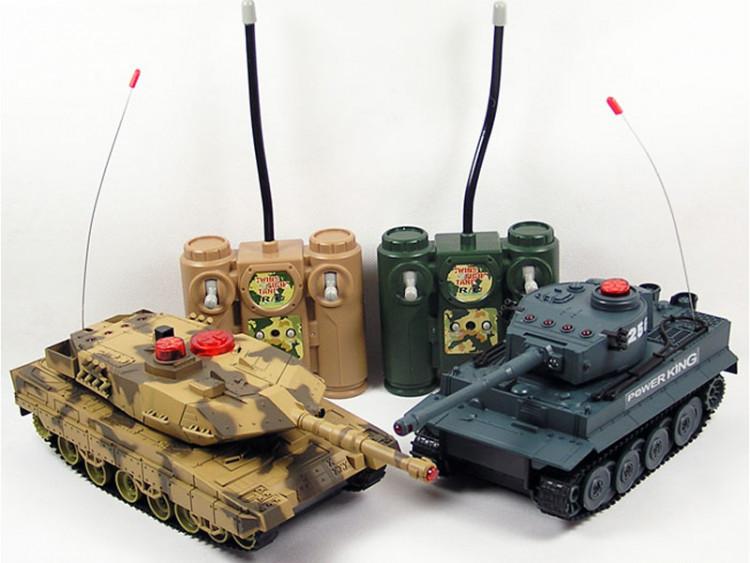Танковый бой 508-10 фото №1
