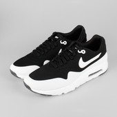 Кроссовки Nike Air Max Ultra Moire black, р. 42,43,44, код fr-225-3