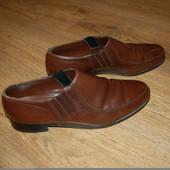 Туфли из натуральной кожи, фирмы Musling. Р. 42,5.