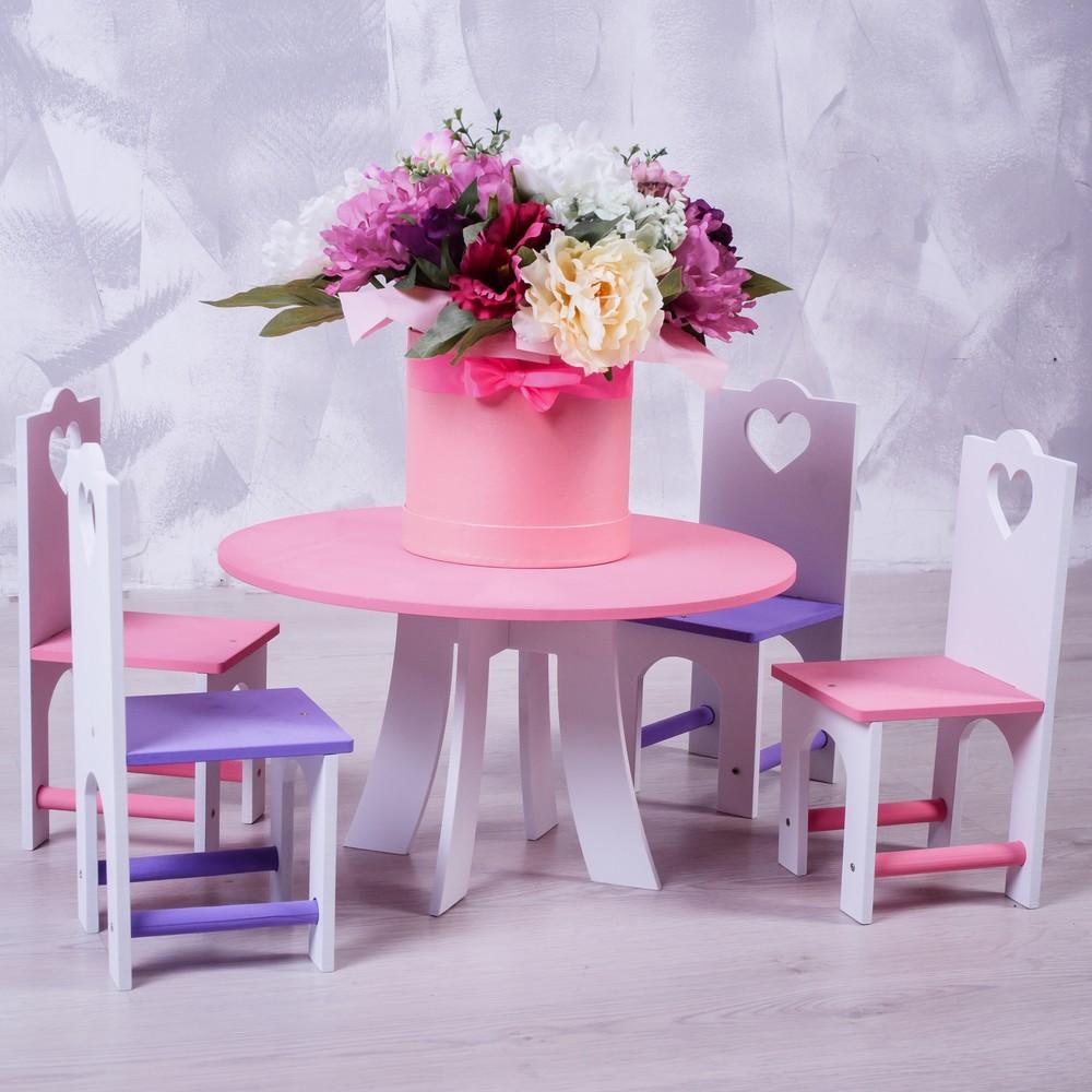Комплект мебели для куклы типа baby born фото №1