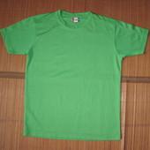 Clique (рост 150-160 см) спортивная футболка подростковая для мальчика