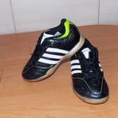 Кожаные кроссовки Adidas, Оригинал, для мальчика, размер 10К (16,5 см)
