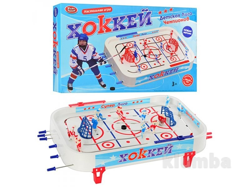 Хоккей 0700 на штангах фото №1