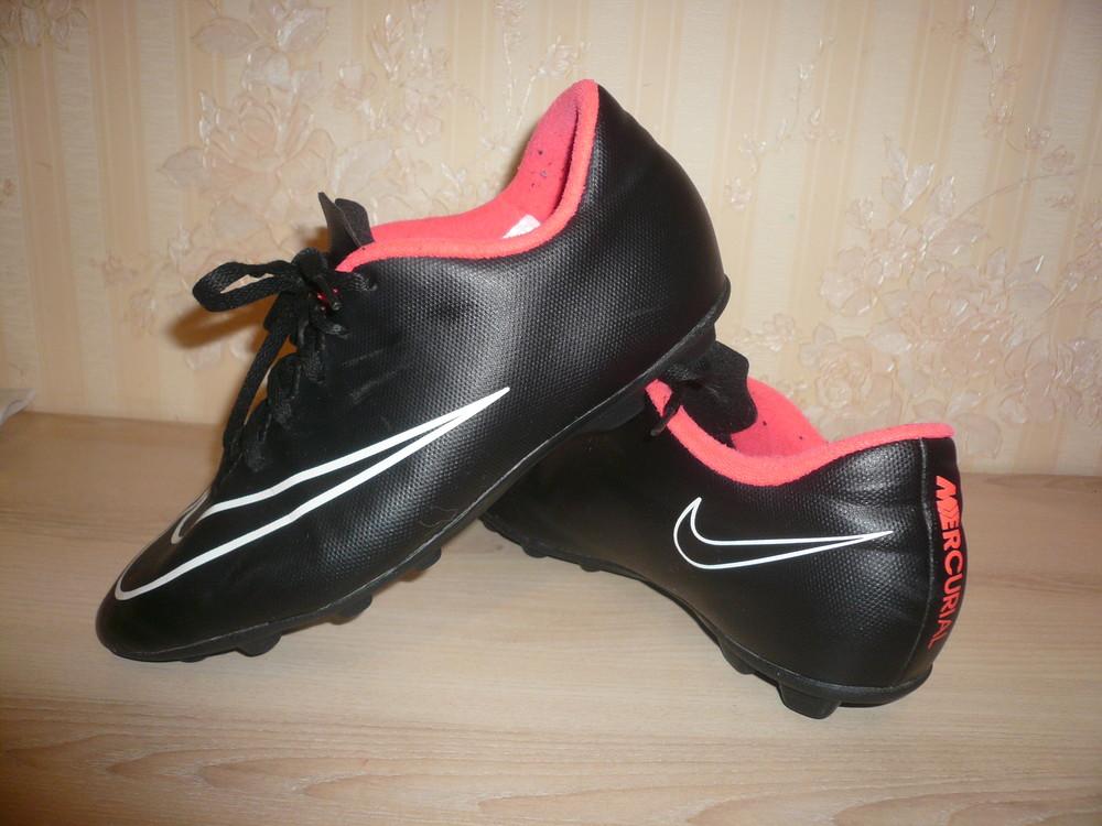 Копы бутсы копочки Найк Nike mercurial 5 р 38 р 24 см фото №1 6813c931b0cdb