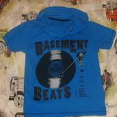 футболка на мальчика 4-5 лет