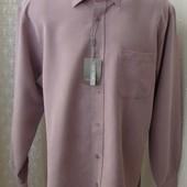 Рубашка мужская классическая демисезонная бренд Wolsey р.54 №6056