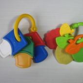 Фирменные игрушки fisher-price,playgro, chicco