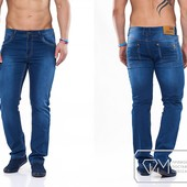 W1175 Красивые мужские джинсы 32-40 рр