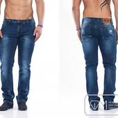 W1171 Шикарные мужские джинсы 29-36 рр