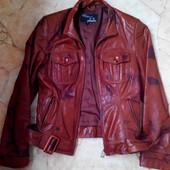 Куртка натуральная кожа 44-46р