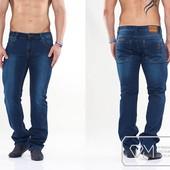 W1164 Стильные мужские джинсы 29-31 рр