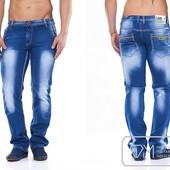 W1163 Стильные светлые джинсы 29-38 рр