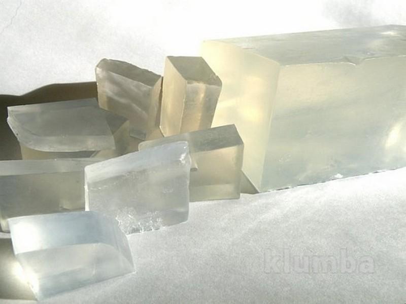 Как сделать прозрачную основу белой