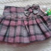 Теплая юбка для модняшки