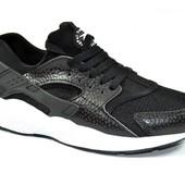 Кроссовки Nike Huarache Man Edition, р. 36-45, код sgg-D809-1 black