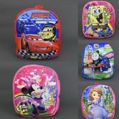 Детские рюкзаки плюшевые  30 на 26 см